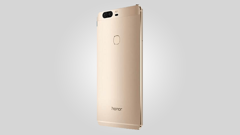 Huawei Honor V8 - Introducing a New Smartphone With Dual 12-Megapixel Rear Cameras From the Chinese Mobile Manufacturer