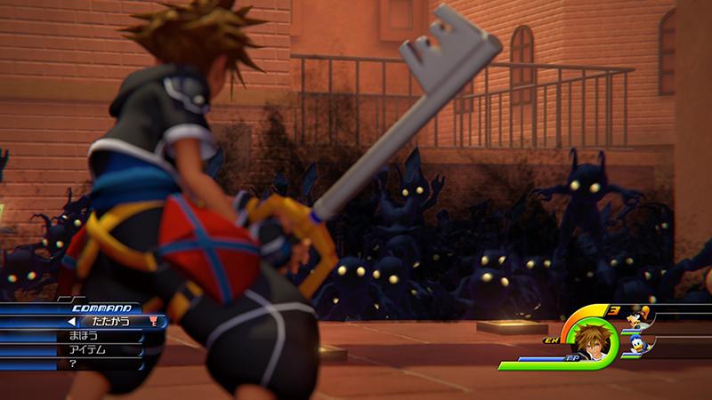 Kingdom Hearts 3 - Arrival of Final Fantasy XV Causes Delay for Third Installment