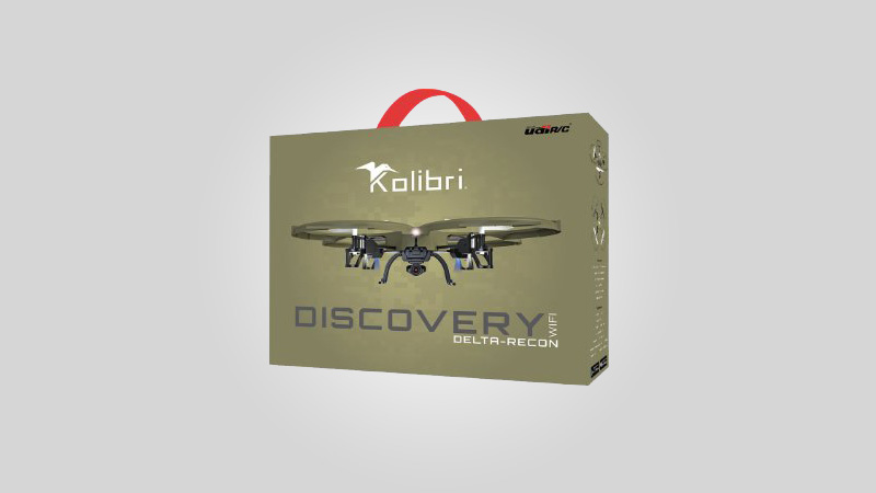 Kolibri Discovery Delta-Recon Review - Flexibility of Control at its Finest