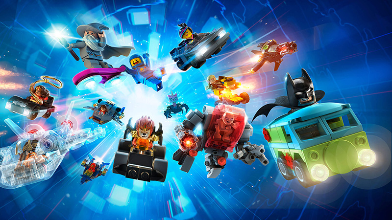 LEGO Dimensions - Gets 3 New DLC Packs in Light of Disney Infinity Shut Down