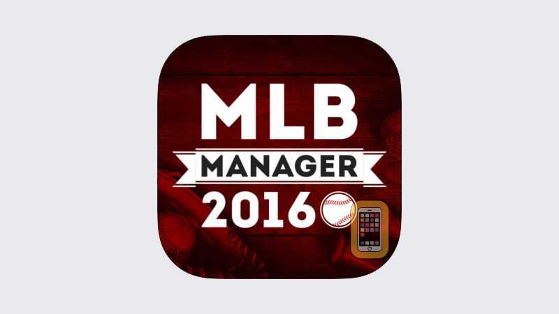 MLB Manager 2016 Review - Batter Up!