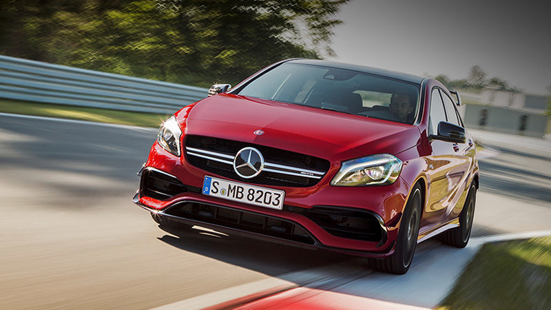 Mercedes Benz A45 AMG Review - One of the Finest Hot Hatches To-Date