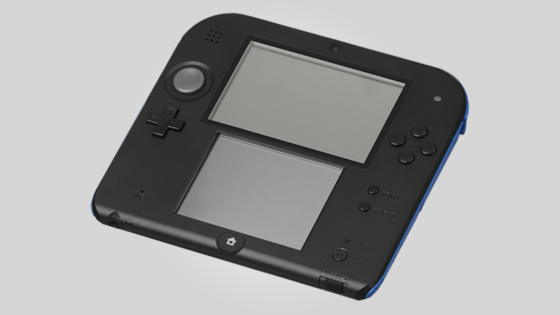 Nintendo 2DS - Handheld Console Has Price Cut. Now at Lowest Point Ever.