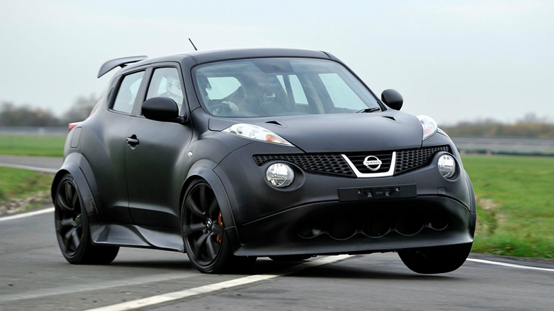 Nissan Juke-R Review - R for Ridiculous, as in Ridiculously Overpowered Crossover