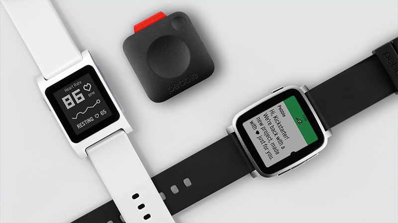 Pebble - Launches Two New Smartwaches, Plus One More Surprise