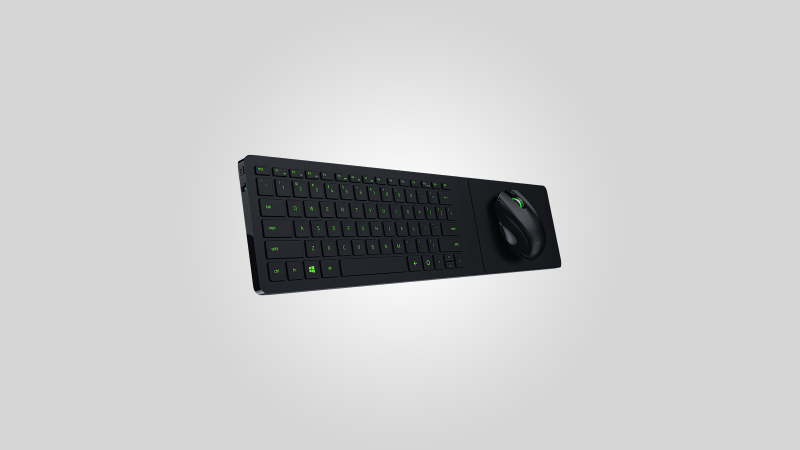 Razer Turret Review - For the Couch Potato Gamer