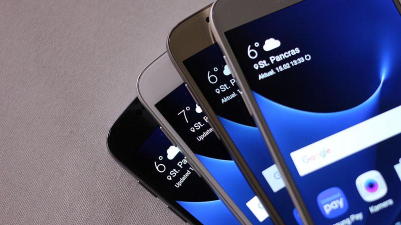 Samsung Galaxy S7 - Verizon Brings in the Bloatware