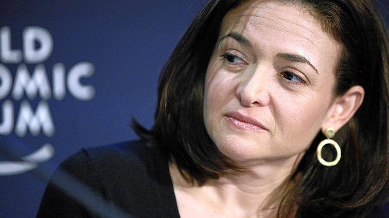 Sheryl Sandberg - Facebook COO Delivers Poweful Message Over Husband's Death
