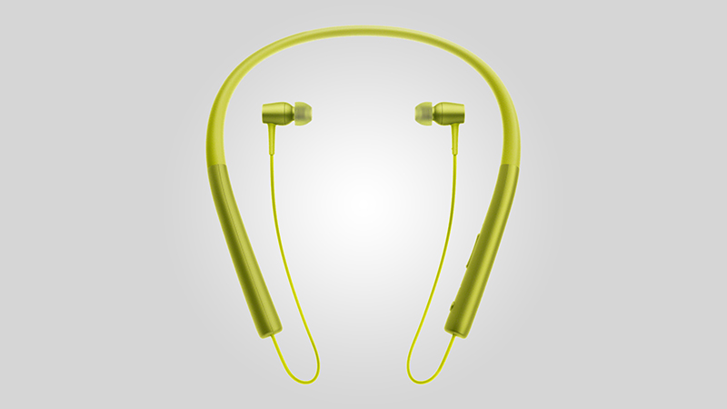 Sony MDR-EX750BT h.ear in Wireless Review - Fun Colors to Choose From But Contains Unsophisticated Sound