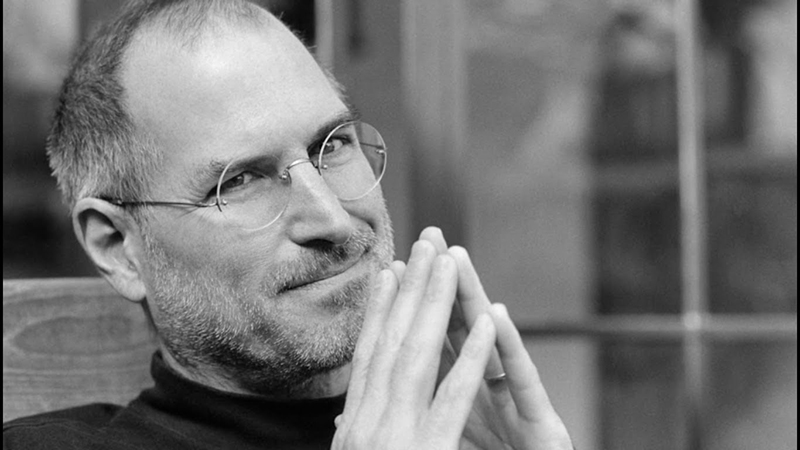 Steve Jobs - How One Tribute to the Late Apple Founder Sparked One Designer's Career