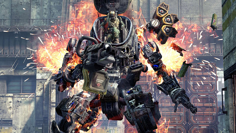 Titanfall 2 - To be Released Sometime This Year. Mass Effect: Andromeda to be Launched Early 2017.