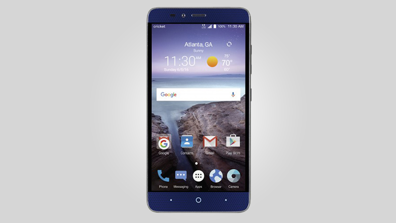 ZTE Grand X Max 2 - Large Smartphone Arrives on Cricket Wireless