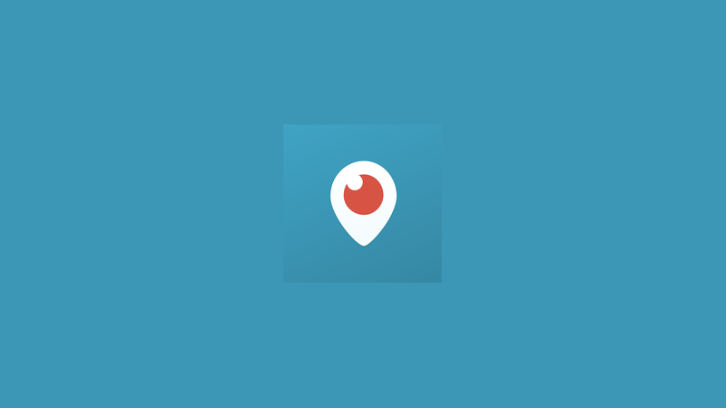 Periscope - Live Streaming Application Introduces Real-Time Comment Moderation