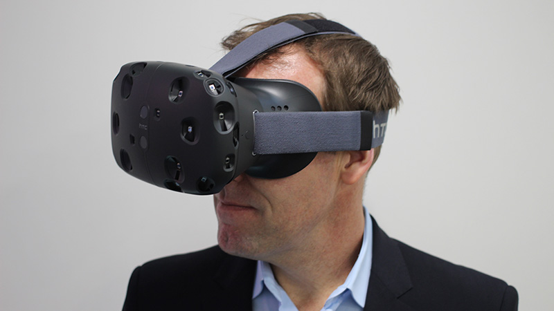 Virtual Reality - Pioneer Warns of Potential Abuse