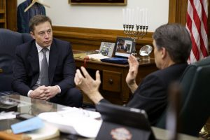 Elon Musk, Tesla's CEO
