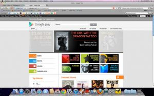 Google Play Site