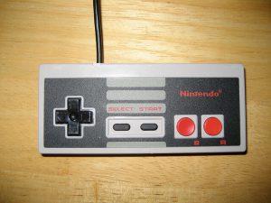 The New Nintendo NES Controler