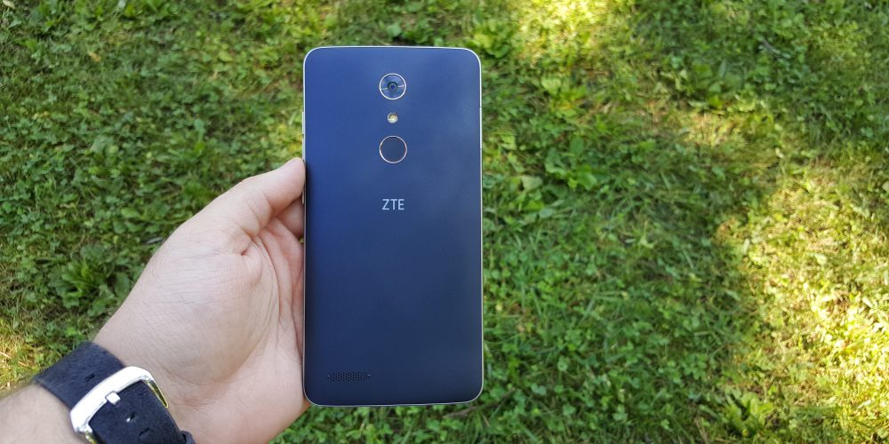 A user with ZTE Zmax Pro