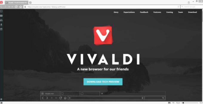 Vivaldi-Browser-Free