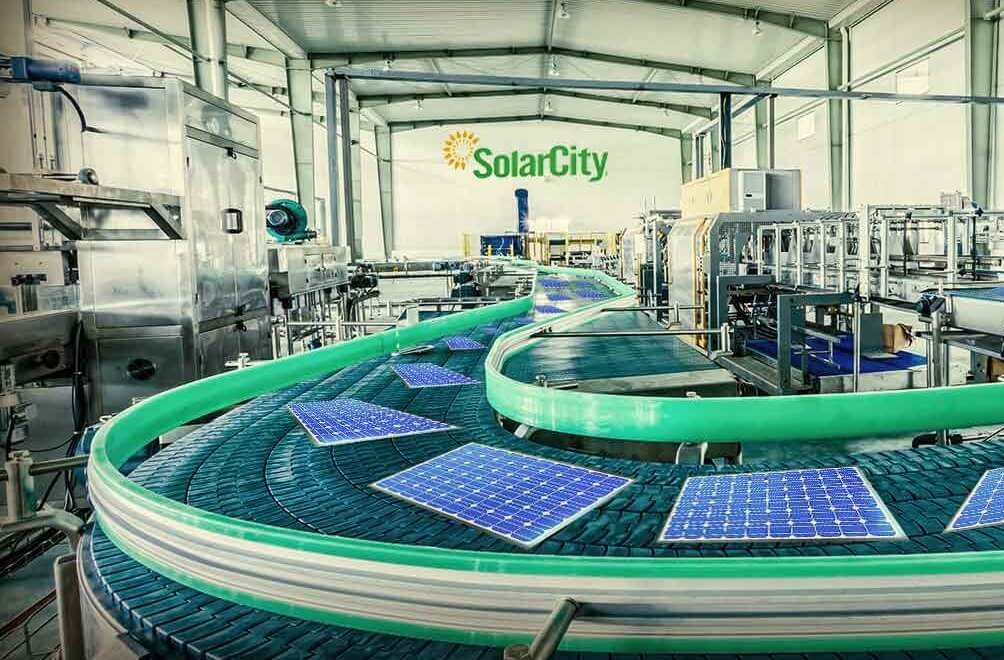 Musk Solar City Home