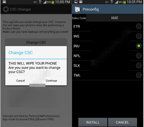 How to Change CSC in Samsung Galaxy Devices | Tech Pep
