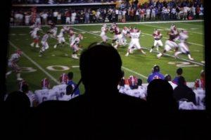 Football-Watching