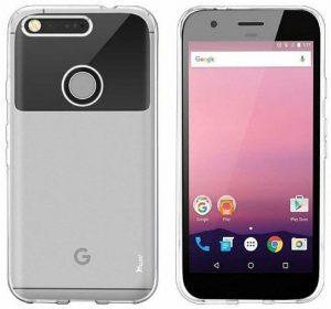 Render of the Google Pixel