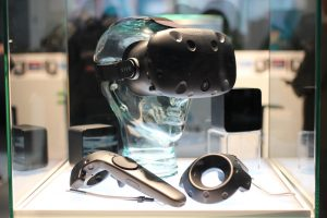Sophisticated, sleek, and powerful, the HTC Vive Pre is the definition of cutting-edge.