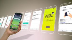 The LG UX Showcased on the LG G5