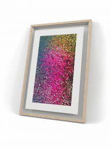 Mueral Digital Art Panel