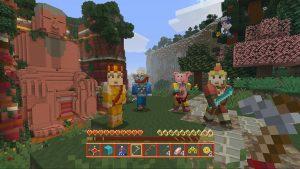 Minecraft Chinese Mythology DLC