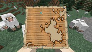 Minecraft PC Treasure Maps