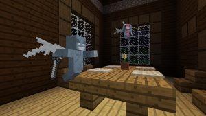 Minecraft 1.11 Woodland Mansions
