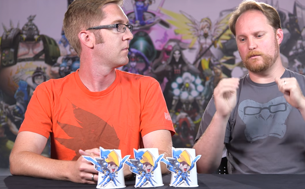 Orwig and Ford discuss the new Overwatch Update.