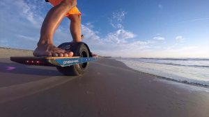 Onewheel Beach Riding is Possible