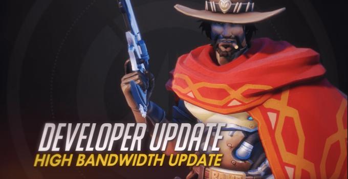Overwatch Developer Update High Bandwidth