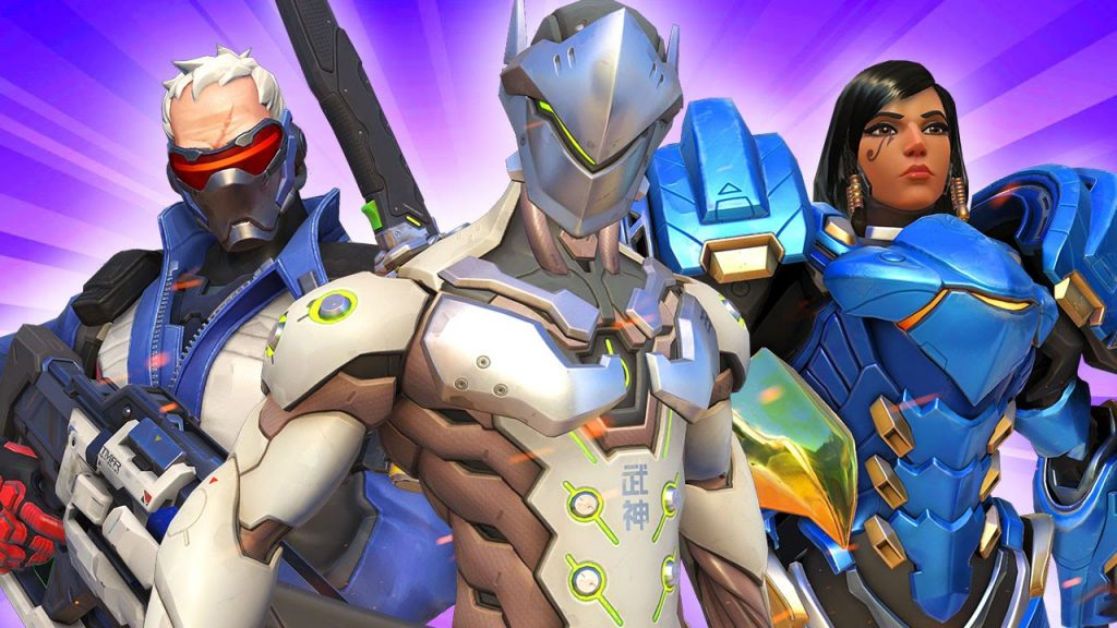 Esports could improve with the Overwatch high bandwidth update.