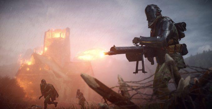 Battlefield 1 War Stories