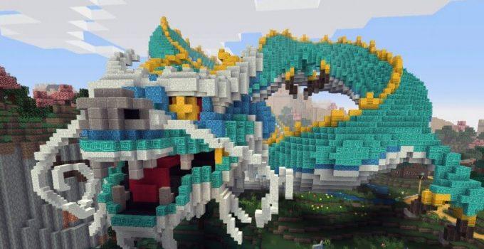 New Changes in Minecraft Minecon 2016