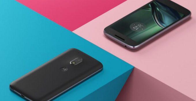 Moto G Play Showcase