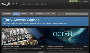 steam-early-access