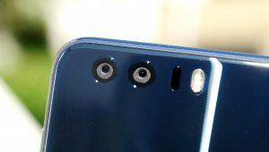 Huawei Camera Closeup