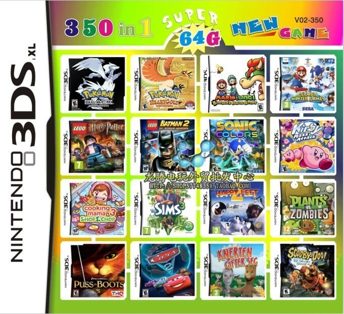 best nintendo 3ds xl games