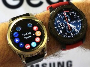 Versatility is the name of the game with the Samsung Gear.