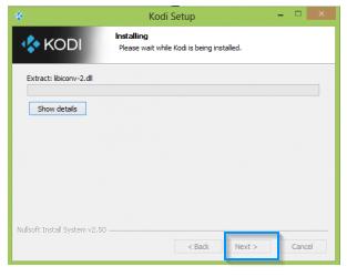 kodi-windows-installation