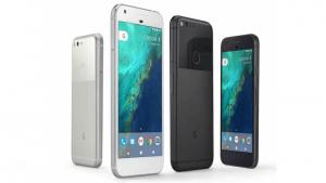 Pixel Phone Renders