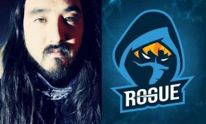 Steve Aoki Part Ownership of Rogue GG