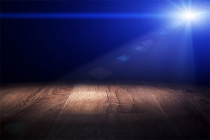 An image featuring light setup concept