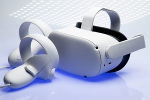 An image featuring the new Oculus VR