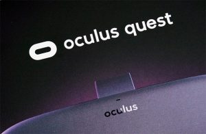 An image featuring the Oculus Quest